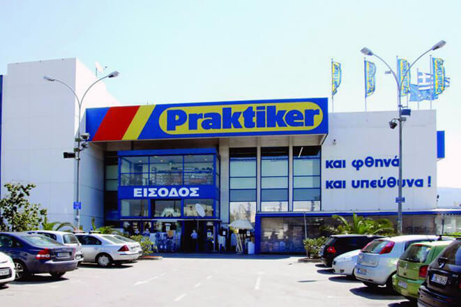 PRAKTIKER HELLAS αναζητά CREDIT & COLLECTION SPECIALIST ΑΘΗΝΑ